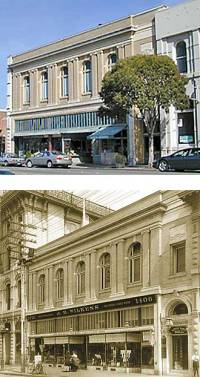 Alameda Savings Bank, 1910