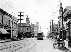 Park Street, Alameda, 1909