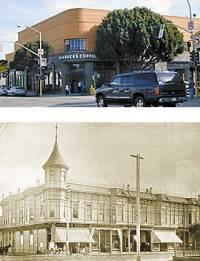 Post Office Block, Alameda 1890
