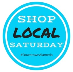 Shop Local Saturday in Downtown Alameda