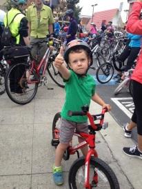 Alameda Bicycle family rides
