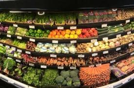 Alameda Natural Grocery produce department
