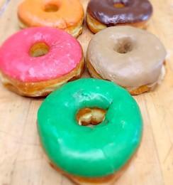 Home Skillet Alameda donuts