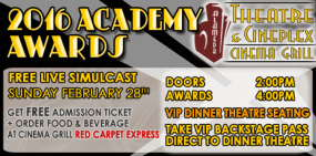 Academy Awards viewing party at Alameda Theatre