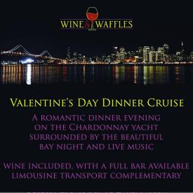 Wine & Waffles Alameda Valentine Cruise