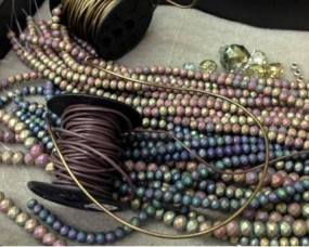 Bead Inspirations jewelry classes in Alameda