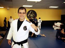 Team Silva BJJ instructor Sergio