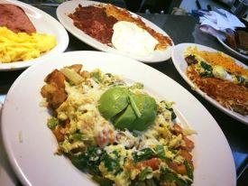Jims Homestyle Diner Alameda breakfast