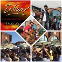 Zebop at Downtown Alameda Spring Festival