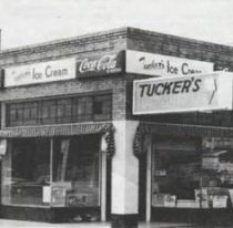Tucker's Ice Cream original Alameda location
