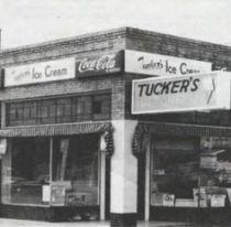 Tucker's Ice Cream original Alameda location