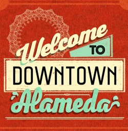 Downtown Alameda Street Banner preview