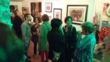 2nd Friday Art Walk at Studio 23 Alameda