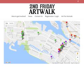 Alameda 2nd Friday Art Walk